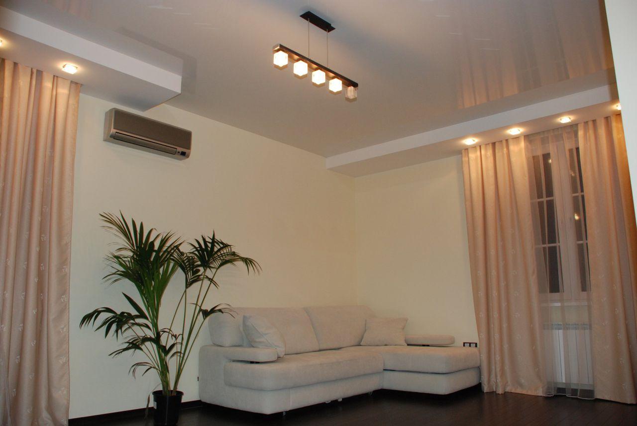 Купить натяжные потолки в Туле: цены установки в квартире