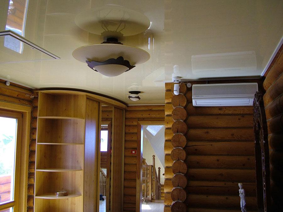 Установка натяжного потолка в частном доме в Туле – цена