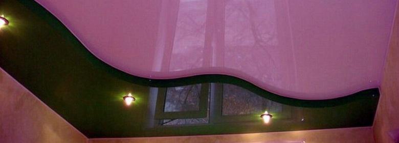 Установка натяжного потолка в Серебряных прудах Тульской области: фото, цены