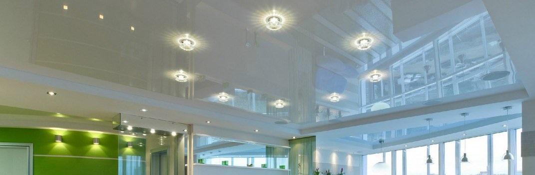Натяжные потолки в ЖК «Аристократъ» в Туле: где заказать, виды, цены