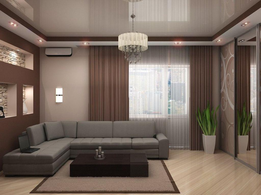 Купить натяжной потолок в зал в Туле: установка, цена